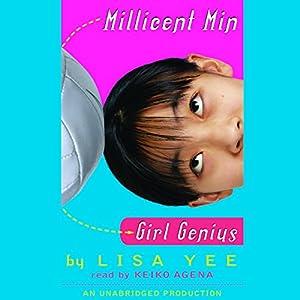 Millicent Min, Girl Genius Audiobook