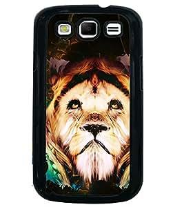 PRINTSWAG LION Designer Back Cover Case for SAMSUNG GALAXY S3