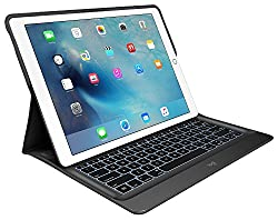 Logitech Create Backlit Keyboard Case with Smart Connector for iPad Pro (920-007824)