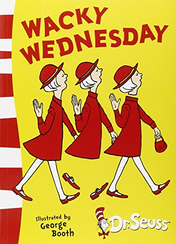 Wacky Wednesday: Green Back Book (Dr Seuss - Green Back Book)