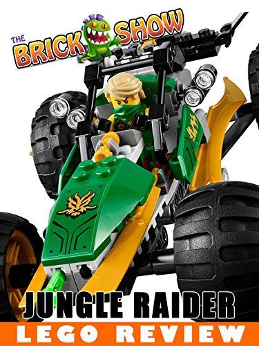 LEGO Ninjago Jungle Raider 70755 Review