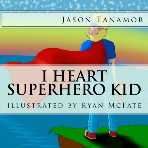 [I Heart Superhero Kid] (Superheroes For Kids)