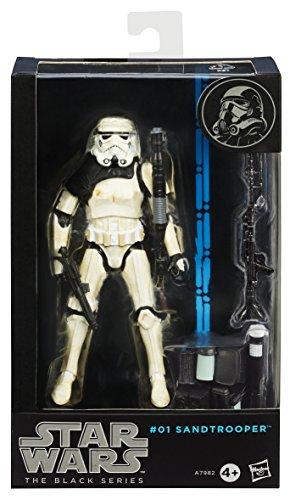 star wars sandtrooper black series action figure at shop ireland. Black Bedroom Furniture Sets. Home Design Ideas