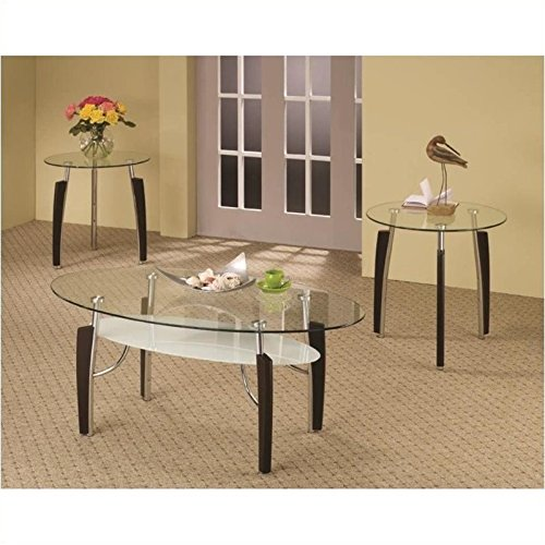 coaster-701558-3-piece-occasional-table-set-with-glass-top
