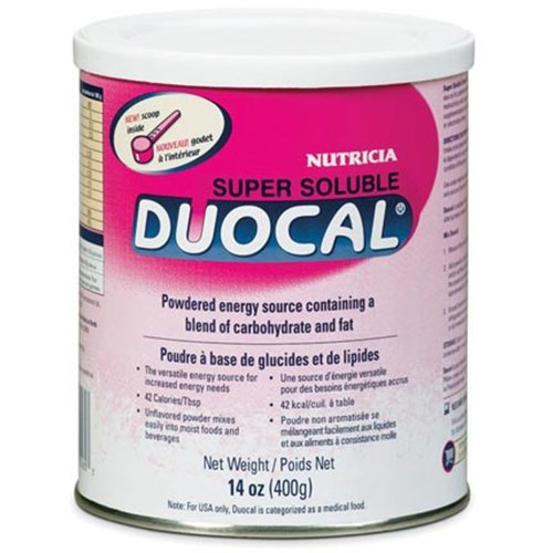 Super Soluble Duocal 14Oz(400G)