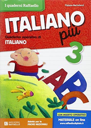 Italiano più. Per la Scuola elementare: 3