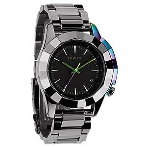 Reloj Nixon Monarch A2881698 Mujer Negro