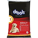 Drools Adult Dog Food, Chicken And Egg, 3.5 Kg (Free 2*100gm Gravy Pouch *Only For Limited Stock)