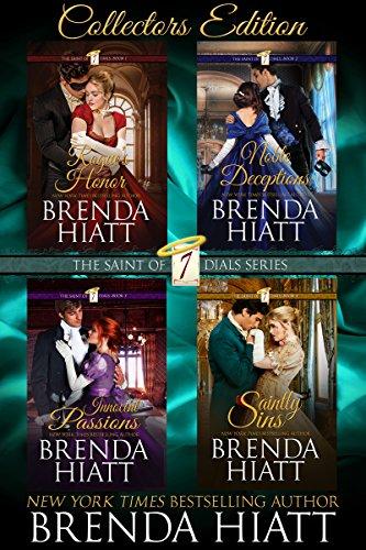 Book: The Saint of Seven Dials - Collector's Edition by Brenda Hiatt