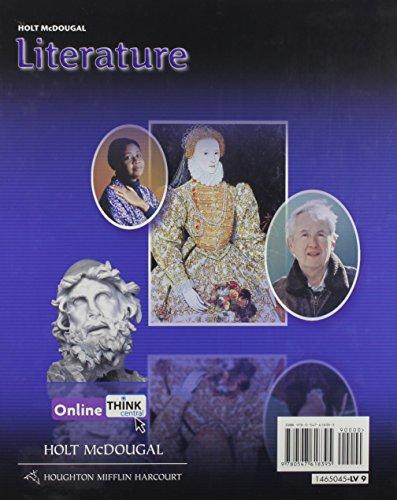 Holt Mcdougal Literature Grade 9: Common Core Edition