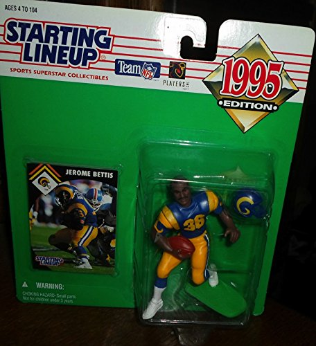 Starting Lineup 1995 Edition Jerome Bettis