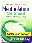 Mentholatum Ointment, 3-Ounce (85 g)...