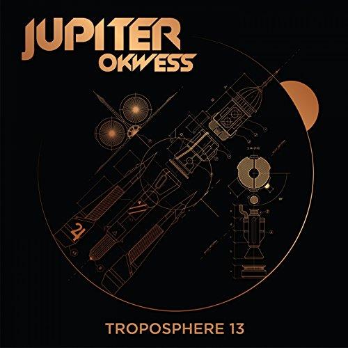 Album Art for Troposphere by Jupiter Okwess