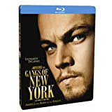 Gangs of New York (SteelBook Edition) [Blu-ray] (Bilingual)