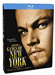 Gangs of New York (SteelBook Edition) [Blu-ray]