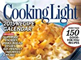 Cooking Light 2015 Boxed Recipe Calendar