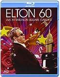 Elton 60-Live at Madison Square Garden [Blu-ray] [Import anglais]