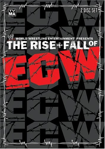 The Rise and Fall of ECW - 2 Disc Special DVD 51630Q8TTXL._SL500