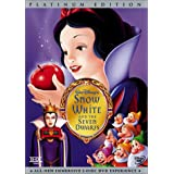 Snow White and the Seven Dwarfs (Disney Special Platinum Edition) ~ Adriana Caselotti