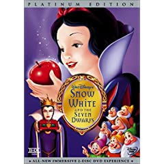Snow White and the Seven Dwarfs (Disney Special Platinum Edition) (1938)