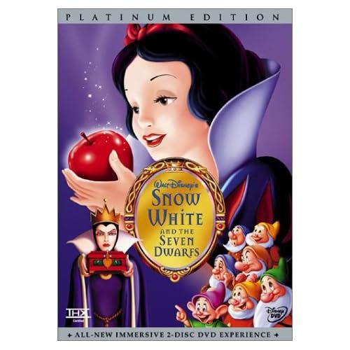 Special Platinum: Amazon.com: Snow White And The Seven Dwarfs (Disney
