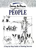 img - for By Philip Patenall Learn to Draw People [Paperback] book / textbook / text book