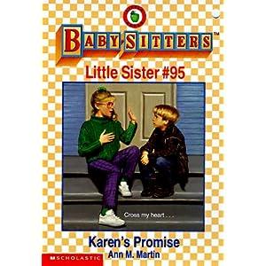 Karen's Promise (Baby-Sitters Club Little Sister)