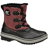 Sorel 2010-010 Womens Tivoli Nylon Boot Black
