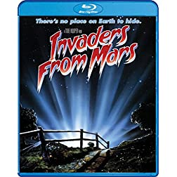 Invaders From Mars [Blu-ray]