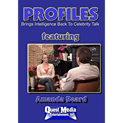 PROFILES Featuring Amanda Beard