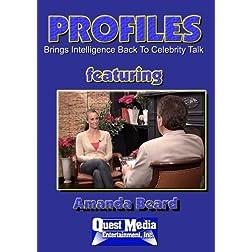 PROFILES Featuring Amanda Beard
