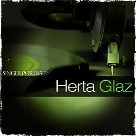 Singer Portrait - Herta Glaz
