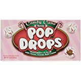 Tootsie Candy Cane Pop Drops 3.5 oz Box (Pack of 4)