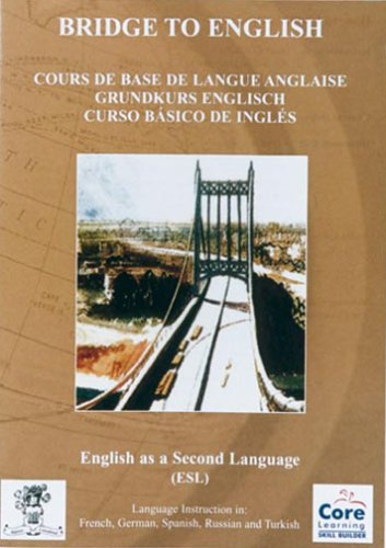 Bridge to English ESL CourseB0001YS1QA : image