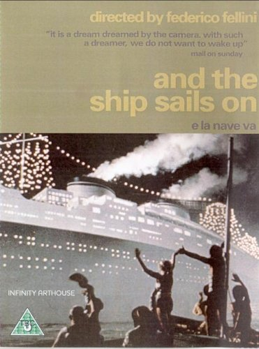 And The Ship Sails On [UK Import]