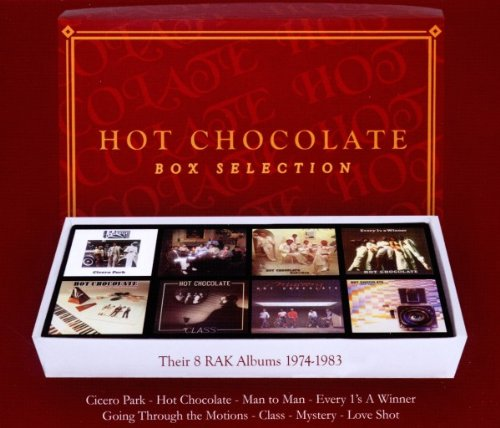 Chocolate Box Selection (4CD)