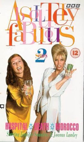 Absolutely Fabulous Series 2 - Hospital [VHS]