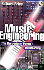 Music Engineering by Richard Brice