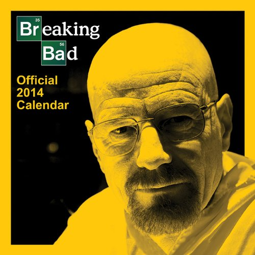 Breaking Bad Official Calendar 2014