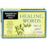 Magnetic Poetry Magnetic Poetry Healing Words
