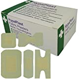 Fabric Plasters Assortment (100 Plasters)