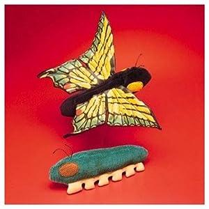 Caterpillar/Butterfly Puppet