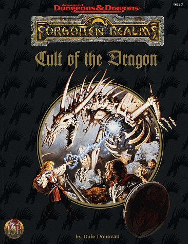 Cult of the Dragon (Advanced Dungeons & Dragons/Forgotten Realms) PDF