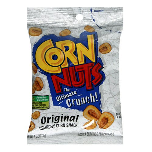 Cornnuts Original 4-ounce Packages (Pack of 12)