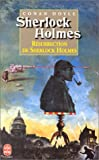 Rsurrection de Sherlock Holmes