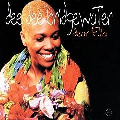 Dee Dee Bridgewater Dear Ella cover