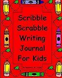 Scribble Scrabble Writing Journal For Kids