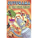 Futurama: The Time Bender Trilogyby Matt Groening