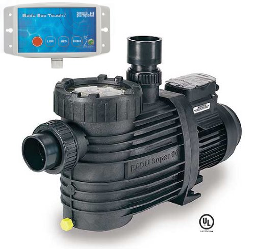 Badu® Eco M3 - Variable Speed Energy Intelligent Pump with Remote image