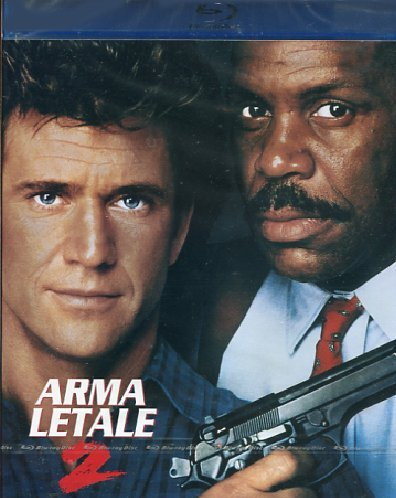 Arma letale 2 [Blu-ray] [IT Import]